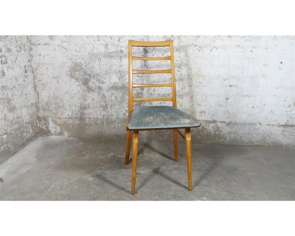 Retro Skandinavisch Design 60er Jahre Dining Chair Stuhl Vintage Essstuhl Midcentury Gebraucht