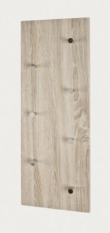 Wandgarderobe Modern wandgarderobe modern mdf eiche hell beige chrom beige restposten
