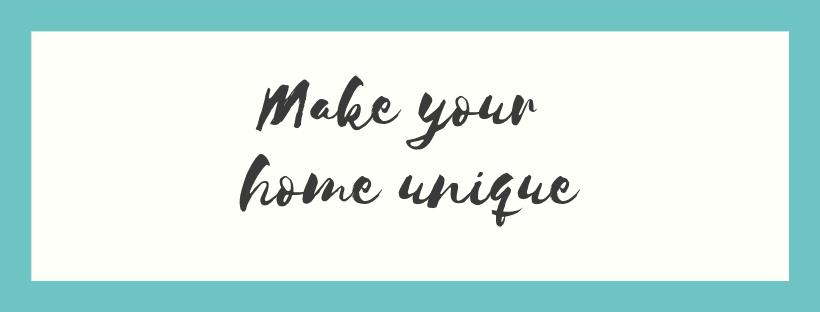 make-your-home-unique