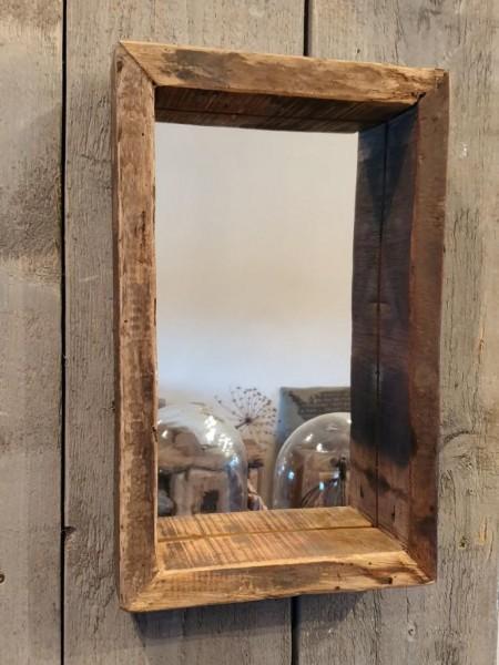 Spiegel Wandspiegel Treibholz Natur Holz Rustikal Flur Diele